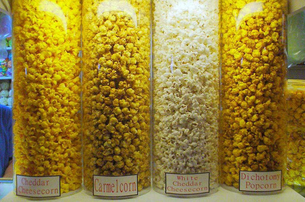 Dichotomy corn