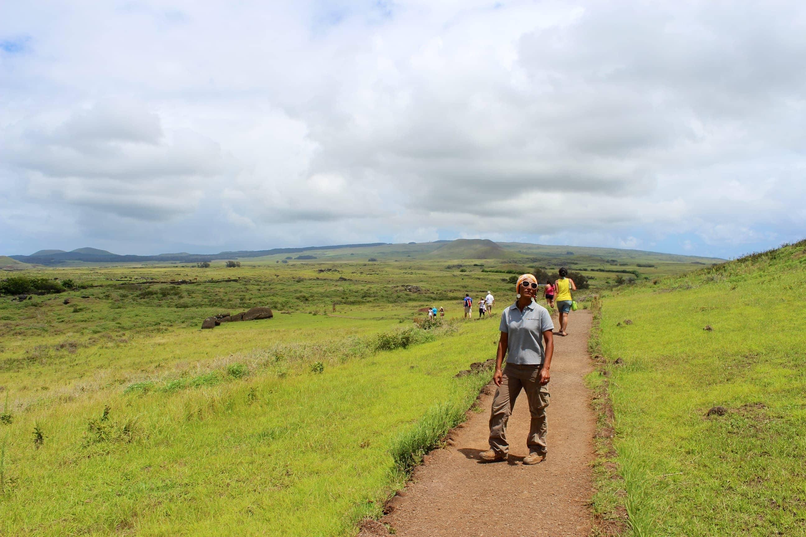 Eveline Rapa Nui Easter Island