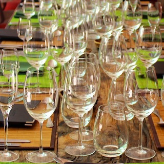 Mendoza wine glasses