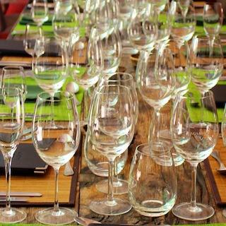 Mendoza wine glasses