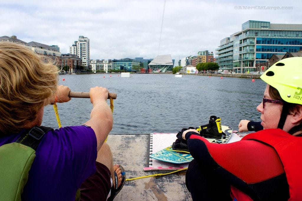 Cable wakeboarding Dublin