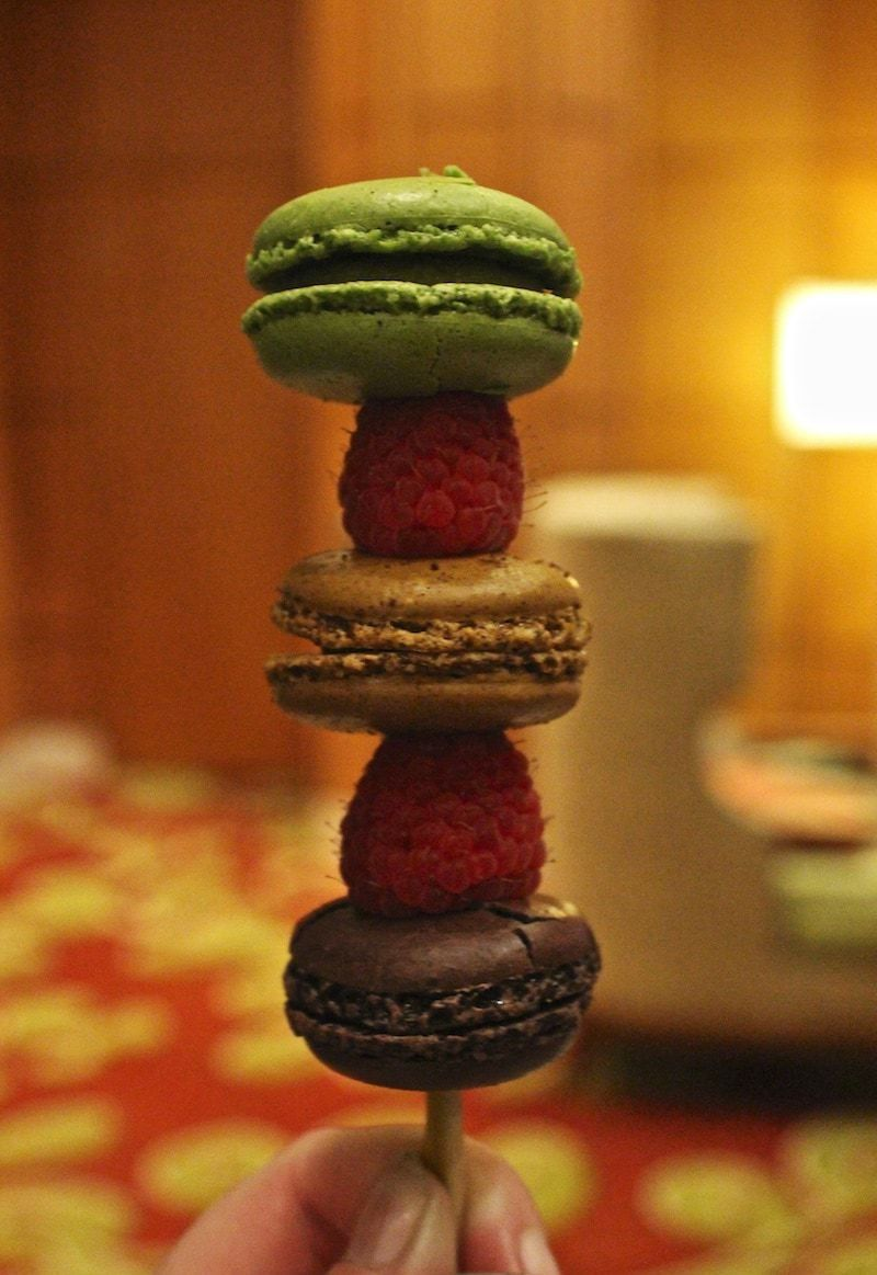 macarons marriott eaton centre