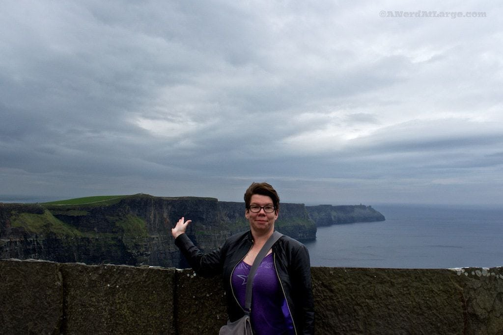 Cliffs of Moher Ireland A Nerd at Large