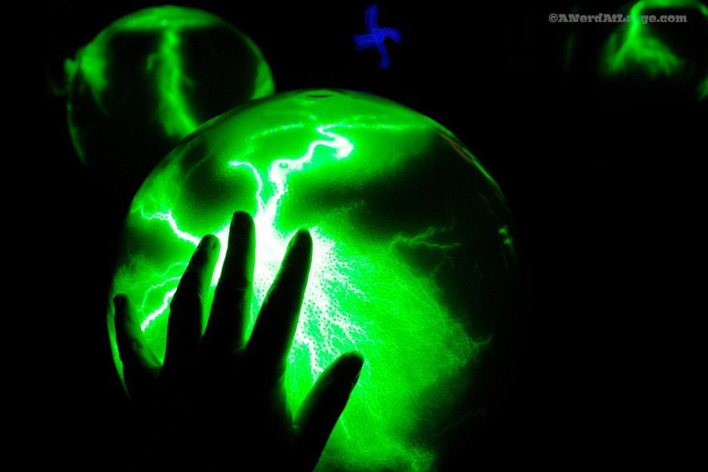 Camera Obscura green orb
