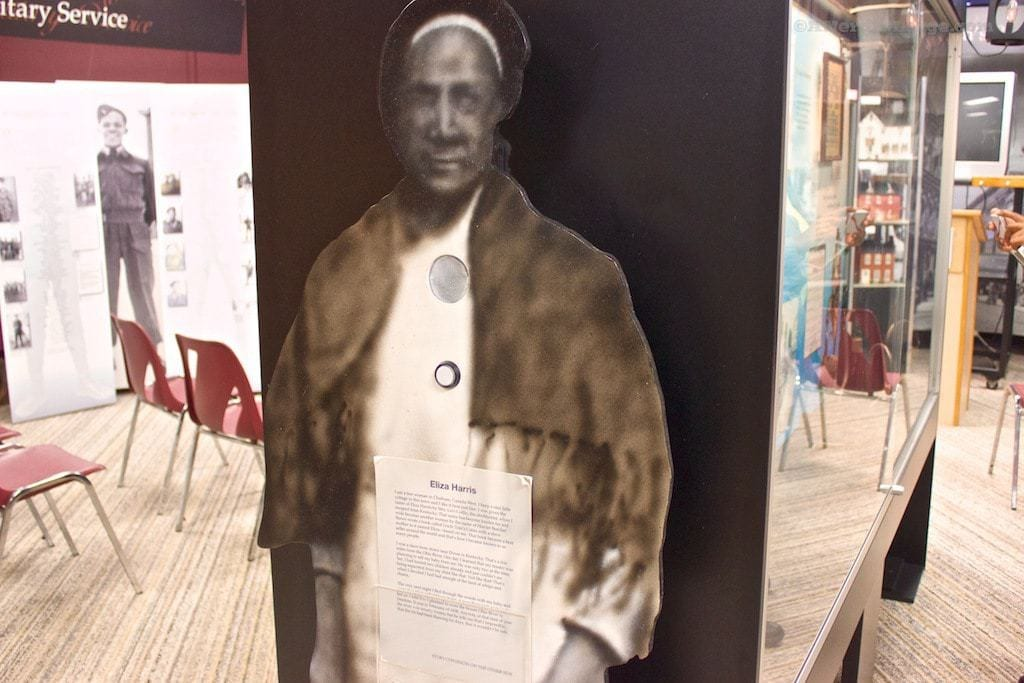 Chatham Kent Black history museum slave narrative