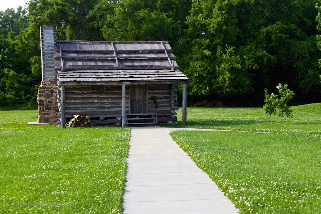 Camp Dubois Lewis and Clark State Historic Site Illinois