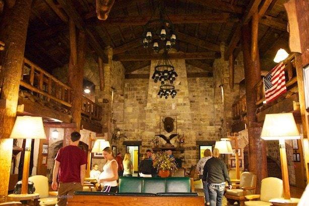 Giant City Lodge Makanda Illinois