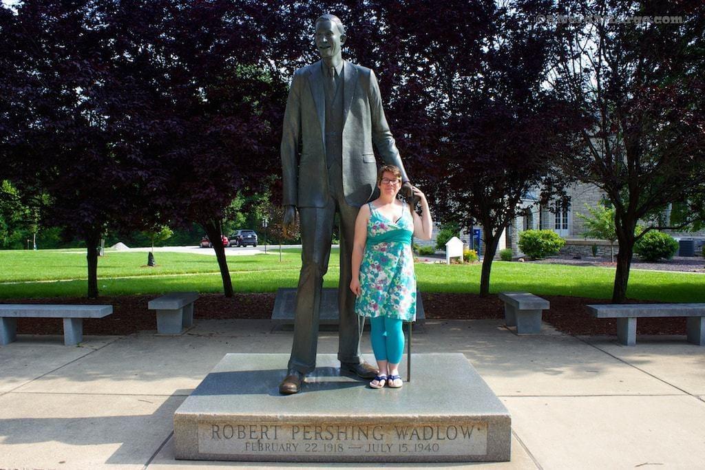 Robert Wadlow Worlds Tallest Man