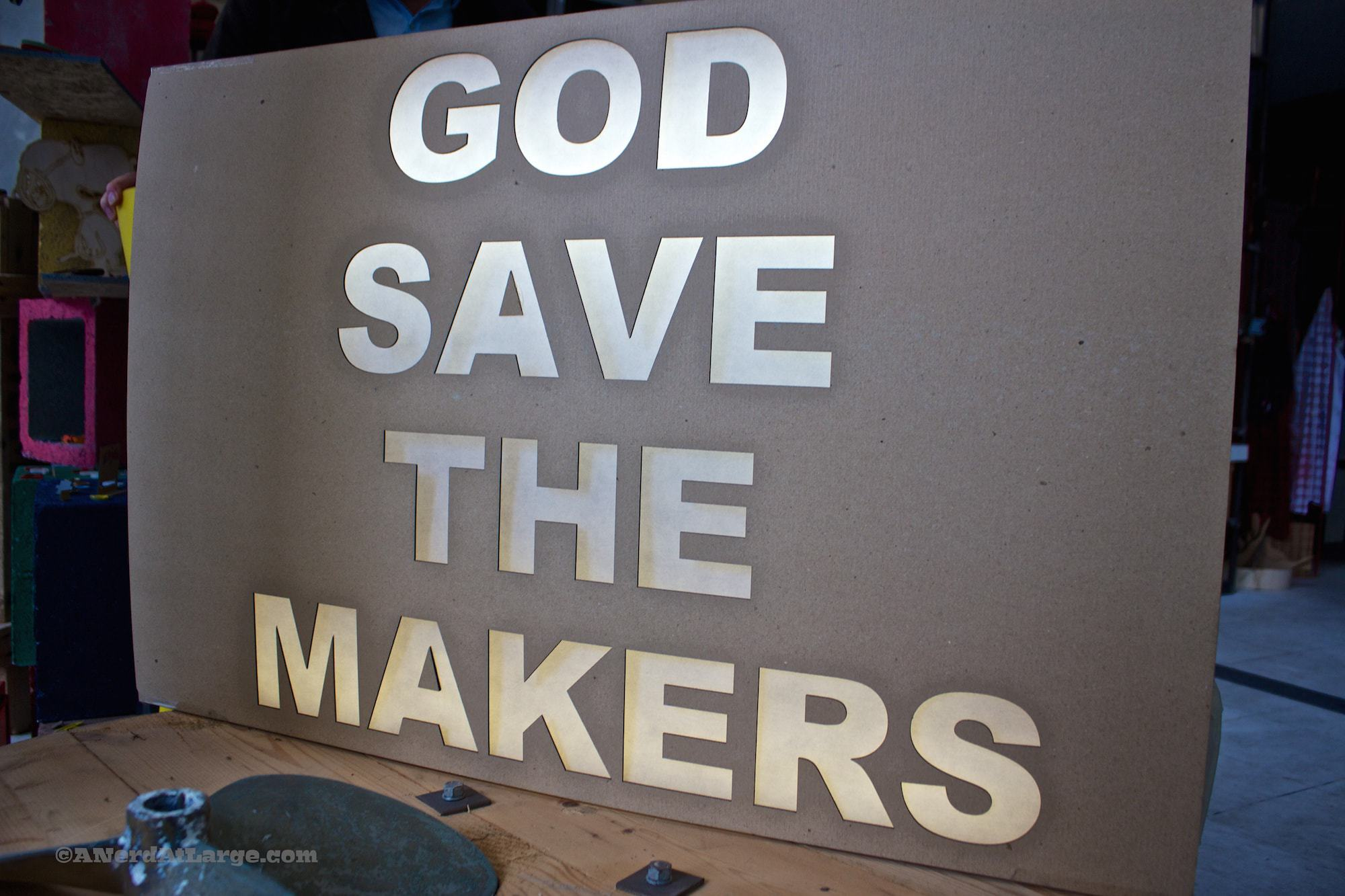 Save the Makers Thessaloniki