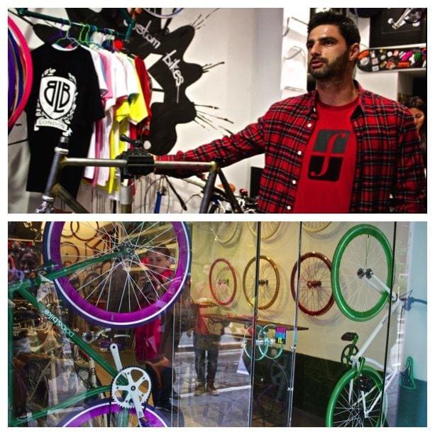 fixter bikes Thessaloniki