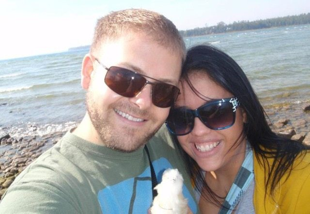 Discover with Andy and Becki couple travel bloggers