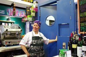 Madrid Food Tour restaurateur